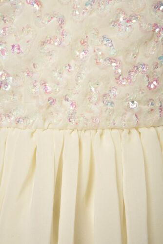 Vintage Robe Topshop Cream Robe Topshop Corsage Corsage Cream Vintage SwgvqSt