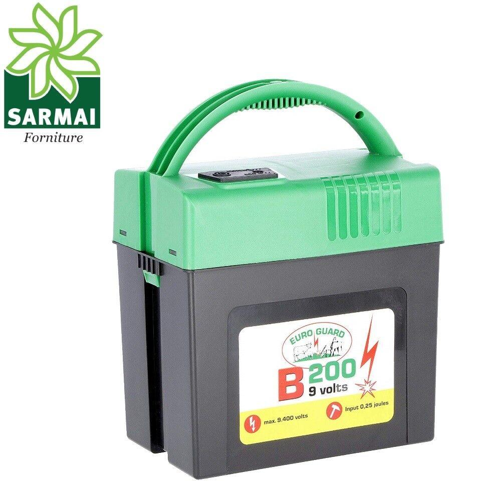 Elettrificatore per Recinzione Recinto elettrico Prossoezione pascolo B200 B200 B200 b6c7ae