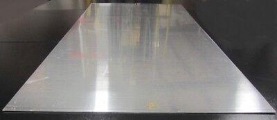 """2024 Aluminum Sheet .090/"""" Thick x 6.0/"""" Width x 6.0/"""" Length T3"""