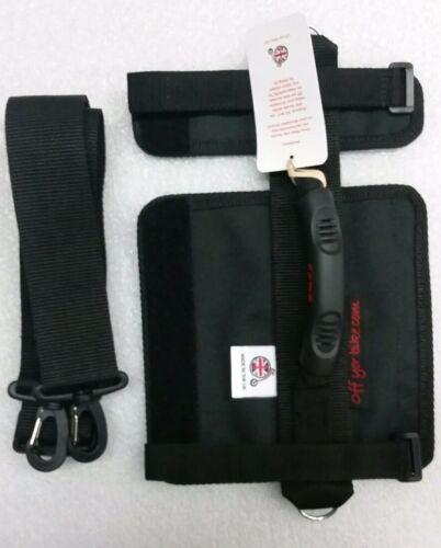 shoulder strap Off Yer Bike OYB BLACK Brompton Carrying Handle