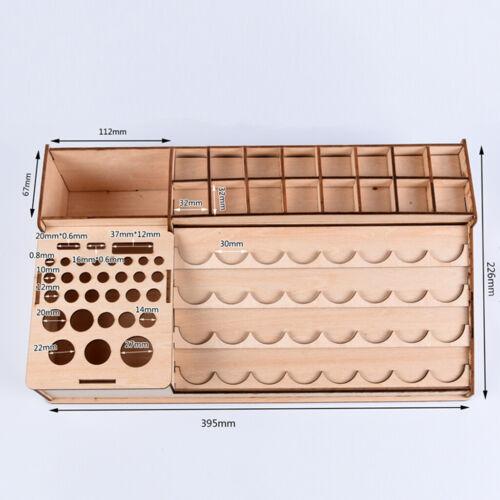 Farbe Flaschen Rack DIY Epoxy Tools Aufbewahrungsbox Organizer Halter # 4