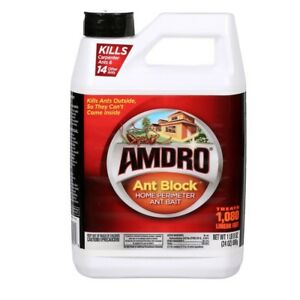 Details About Amdro Ant Block Home Perimeter 24 Oz Bait Insecticide Outdoor Pest Control