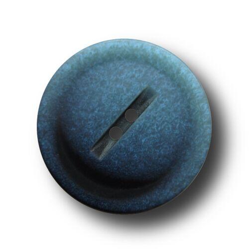 1056bl 8 faszinierende hellblau blau irisierende Kunststoff Knöpfe