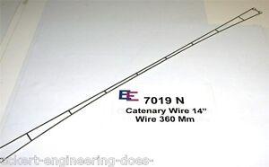 EE-7019-N-New-Marklin-HO-Catenary-Piece-7019-14-inch-360-mm-long-Cat-Wire