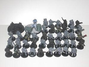 Warhammer 40k Genestealer Cult Neophyte Hybrid Squad X44 6259