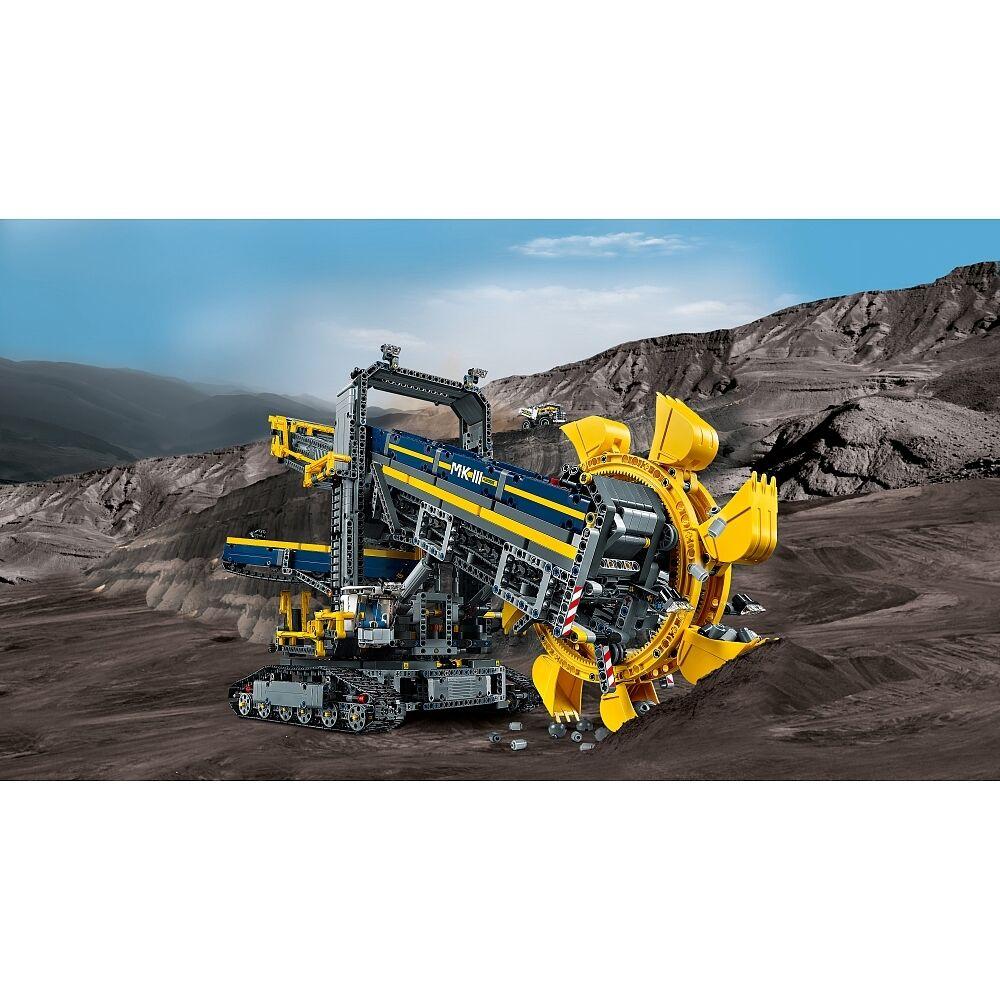 Carnaval Noël, Noël, Noël, et je suis charFemmet! LEGO 42055 technique turbine excavateurs NOUVEAU & OVP | Exquis (en) Exécution  c5e52f