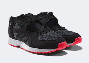 Adidas Originals EQT Racing 91 Women's Sneakers Size 6.5/ Black/ Turbo