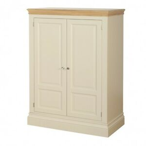 Image Is Loading Atlantis Painted Oak Furniture Midi Wardrobe