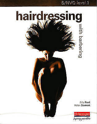 S/NVQ Level 3 Hairdressing Candidate Handbook (S/NVQ Hairdressing for-ExLibrary