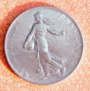 0132f-1 Franc Vè République 1961 Ttb++ Cadeau IdéAl Pour Toutes Les Occasions