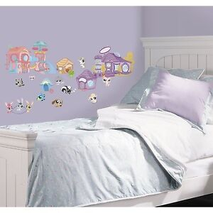 littlest pet shop cute wall decal sticker decor applique