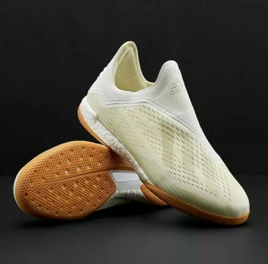 NEW Adidas X Tango 18+ Boost Speed (Men Size 10.5) Indoor Soccer shoes OWhite