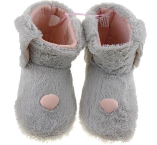 Ladies cosy pretty bunny ear slipper boots great easter present ladies cosy pretty bunny ear slipper boots great easter present sizes 3 7 medium uk 5 negle Gallery