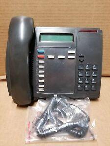 Details about Mitel 5010 IP Phone (50000374) Dark Grey 7 Button Speaker  Display Phone IP5010
