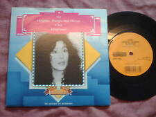 "CHER-GYPSIES,TRAMPS & THIEVES /HALF-BREED 7"" OLD GOLD PS"