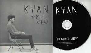 KYAN Remote View 2015 UK 5track promo CD - <span itemprop=availableAtOrFrom>WE SHIP WORLDWIDE, United Kingdom</span> - Returns accepted Most purchases from business sellers are protected by the Consumer Contract Regulations 2013 which give you the right to cancel the purchase within 14 days afte - WE SHIP WORLDWIDE, United Kingdom