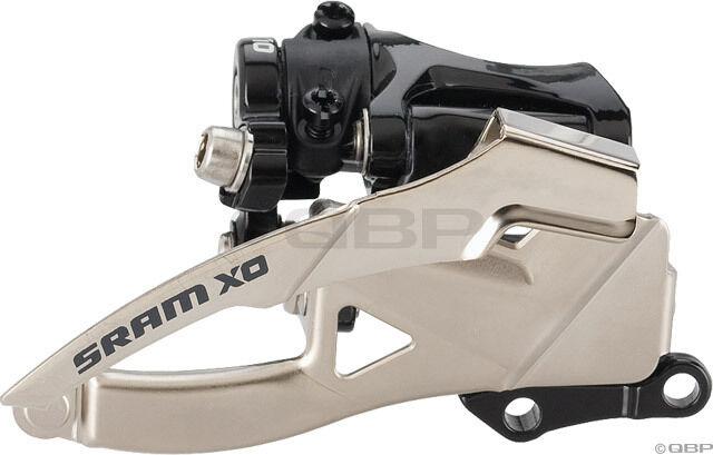 Sram X0 2x10 Vitesse avant MTB V. T.c.Dérailleur S3 28/42 28/42 28/42 Haut Traction 266830