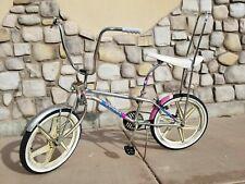 "Ape Hanger Chrome 13"" 32"" Wide Bicycle Handlebar Lowrider/Chopper/ Cruiser"
