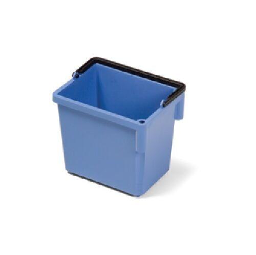 Numatic Schwenkbarer 5 Liter Eimer Blau für Doppelfahreimer MidMop ProCar PreCar