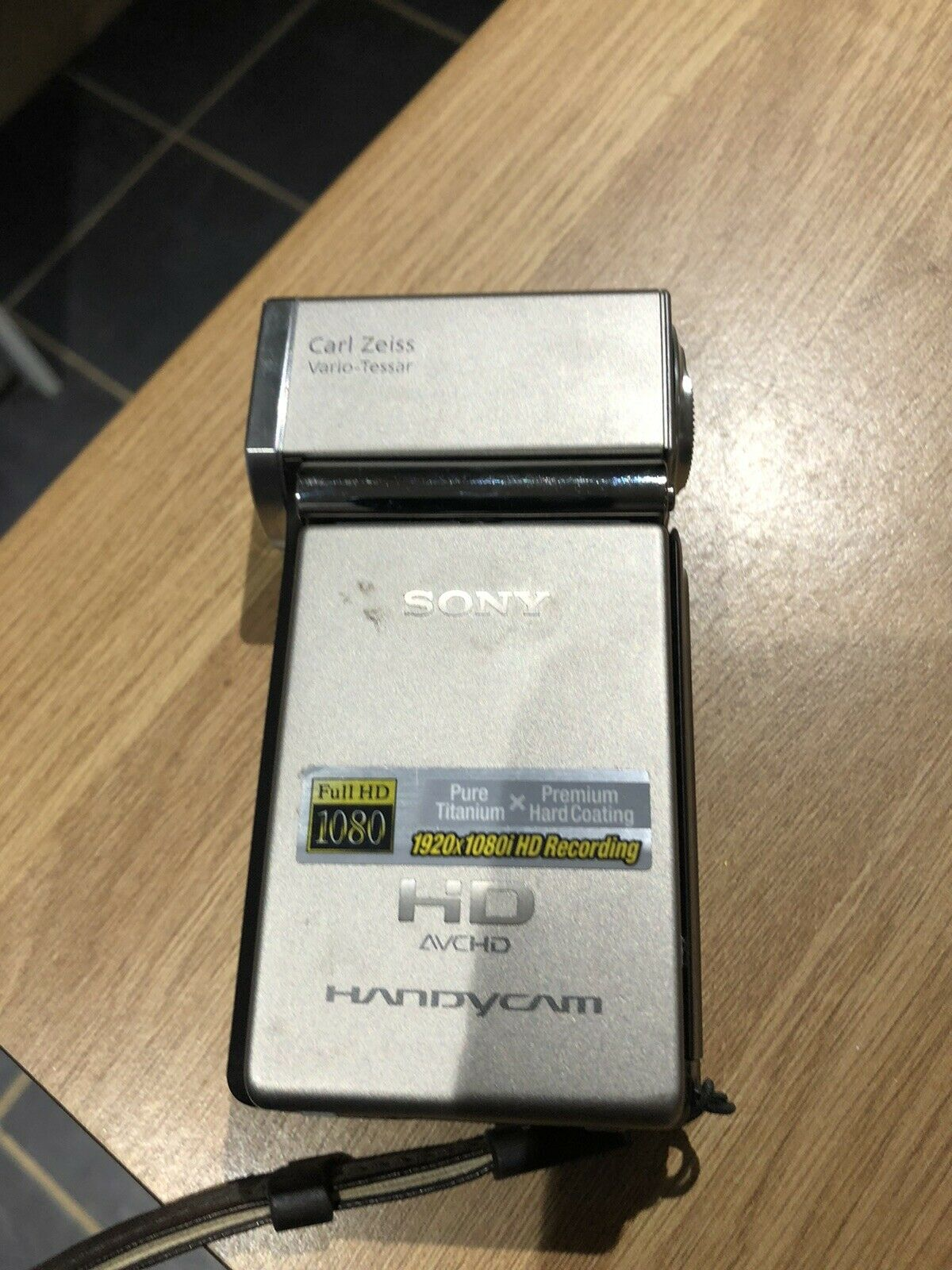 Battery Replacement for Sony HDR-CX116E Record