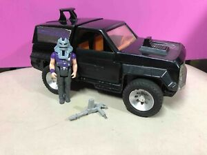 Kenner M.A.S.K Jackhammer 100% complete with remark