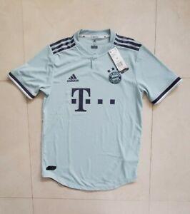 Adidas-Men-039-s-Bayern-Munich-Jersey-2018-19-Away-Medium-Jersey-BNWT-100-Authentic