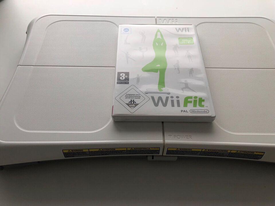 WiiFit, Nintendo Wii