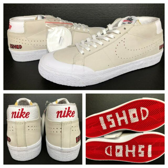 the latest 58cb1 914de Nike SB Zoom Blazer Chukka XT QS Size 9.5 Ishod Wair Sail Red White Ar5410  161