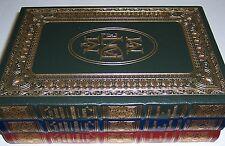 Easton Press DIVINE COMEDY of Dante Alighieri -Inferno Purgatorio Paradiso 3 vol