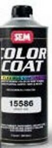 COLOR COAT - Landau Black SEM-15016 Brand New!