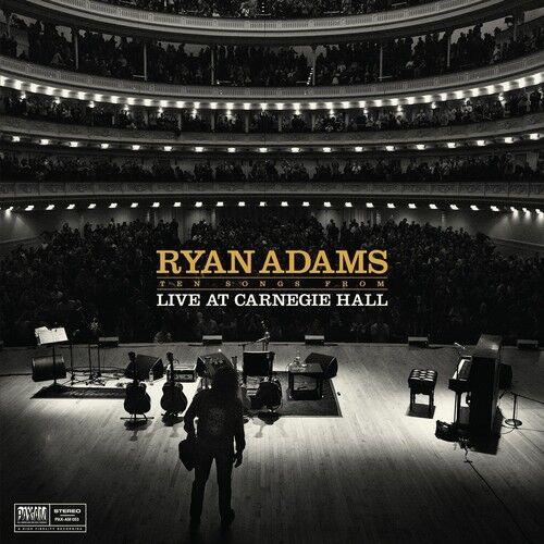 Ryan Adams - Ten Songs from Live at Carnegie Hall [New Vinyl]