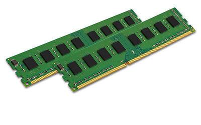 8GB 2x 4GB DDR2 800MHz PC2-6400 DESKTOP Memory RAM Non ECC 800 Low Density uDimm
