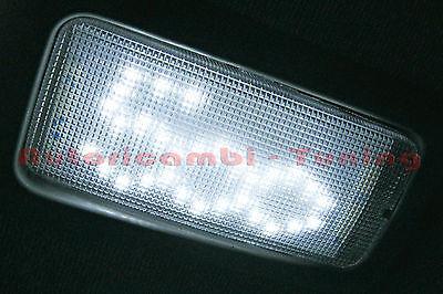 Luce plafoniera interna abitacolo luce bianca fiat 500 a for Led luce bianca
