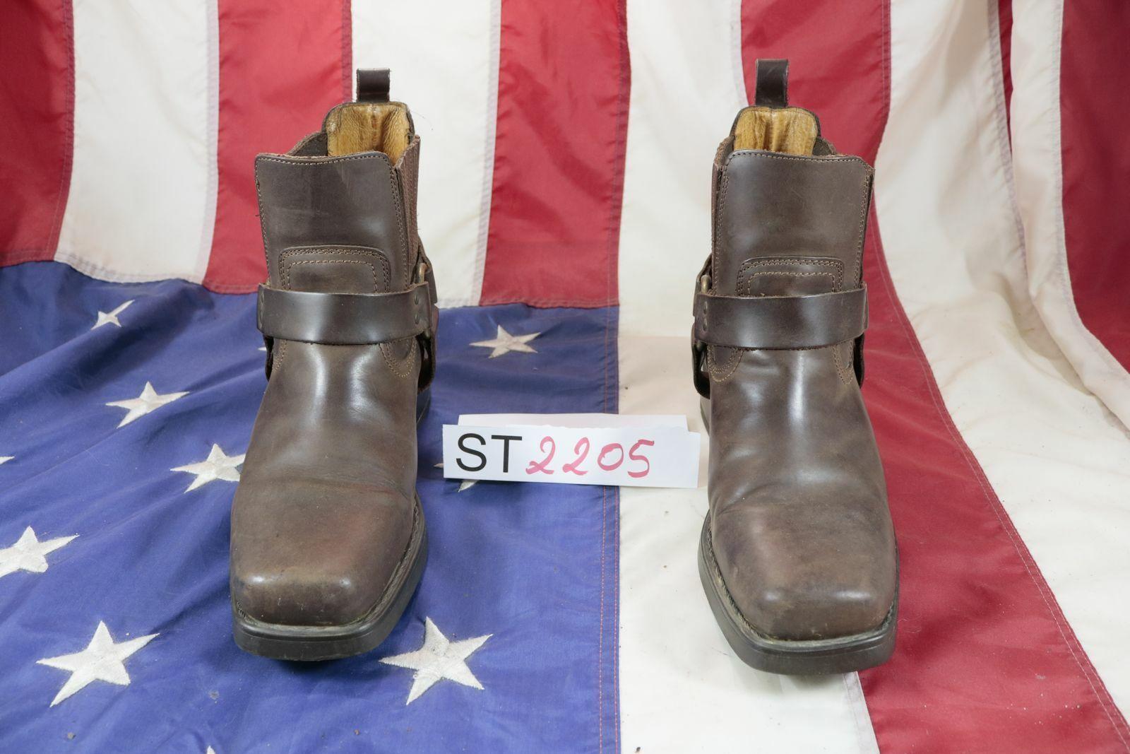Stiefel Wrangler ( Cod. ST2205) Gebraucht N.42 Stiefelette Cowboy Bikers