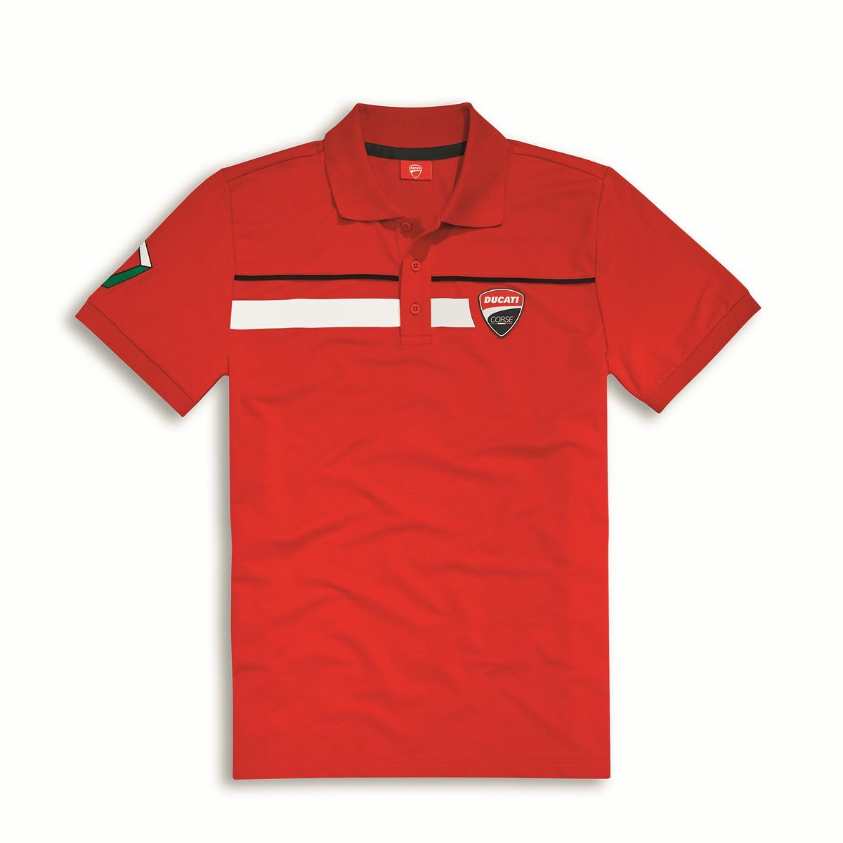 DUCATI CORSE SPEED POLO SHIRT ROT SMALL 987694983