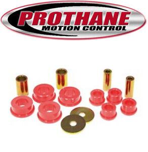 Prothane-16-201-For-98-05-Subaru-WRX-Impreza-Front-Control-Arm-Bushing-Kit-Poly
