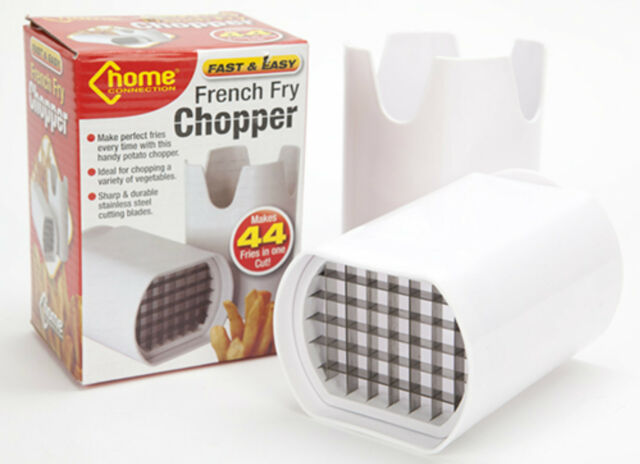 POTATO FRENCH FRY/FRIES CHIPPER - FAST CHIP CHOPPER- UP TO 44 FRIES IN ONE CUT