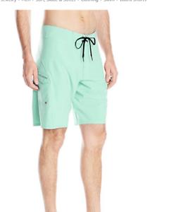 NEW BILLABONG swim suit trunks board shorts All Day mint PLATINUM X 32 33 36 38