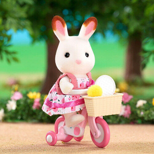 Sylvanian Families PINK BICYCLE FOR CHILDE Fan Club Japan Calico Critters