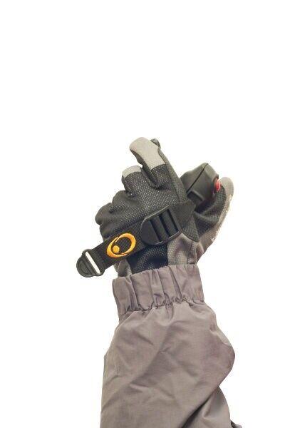 Clear Right PPG Throttle Reversible Vittorazi V-Throttle Paramotor Joystick