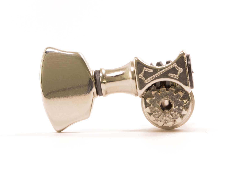 Genuine Sperzel SoundLok 3x3 locking Nickel tuners NEW