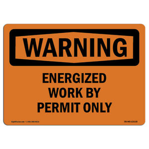 OSHA WARNING Sign No Dumping Tenant Use Only�Made in the USA
