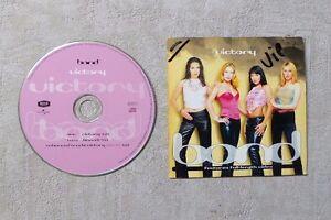CD-AUDIO-MUSIQUE-BOND-034-VICTORY-034-2T-1-VIDEO-CD-SINGLE-2000-CARDBOARD-SLEEVE
