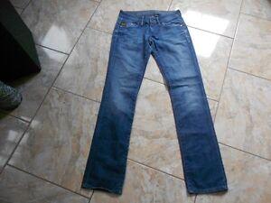 Bleu bien Foncé Très Jeans H4914 W30 star L32 G CwxqPX8