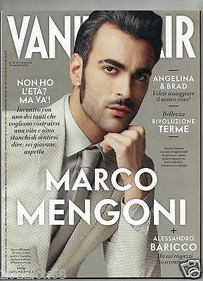 vanity fair n12 marco mengoni baricco angelina jolie brad pitt italian magazine
