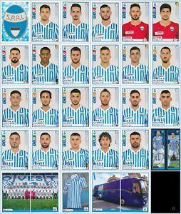 PANINI-Calciatori-19-20-2019-20-Spal-Squadra-Completa-Komplettes-Team
