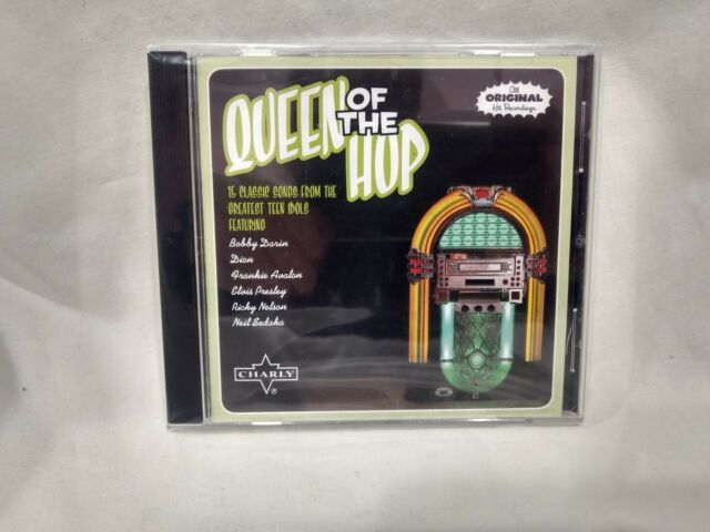 Queen Of The Hop Classic Songs From Teen Idols NEW 2010 cd6380