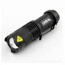 5000LM UltraFire Mini 7w Cree T6 Led Flashlight Torch Adjustable Focus Zoom Lamp