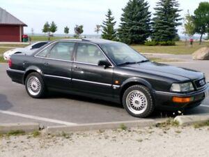 1991 Audi V8 Quattro 3.6L , 154kms - All original Survivor!