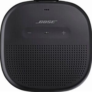 Image is loading Bose-SoundLink-Micro-Bluetooth-Speaker-Black a14d59f8755df